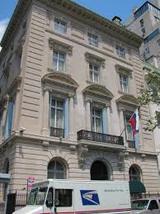 В Нью-Йорке скончался сотрудник российского посольства