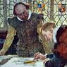 Прижизненный портрет Шекспира найден в кукурузе? (ФОТО)