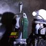 Под завалами шахты через 10 дней найдены живыми двое горняков