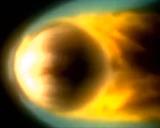 Год активного Солнца: бури и коронарные вспышки (ВИДЕО)