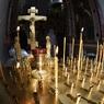 Священник с Гатчины покрестил ребенка до синяков