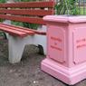 Розовая урна любви появилась в Петербурге