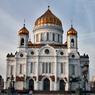В кафедральный соборный Храм Христа Спасителя передали рельефную икону