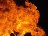 Обнародована видеозапись с места пожара в казанском Храме всех религий