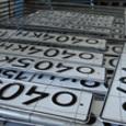ГИБДД готова официально продавать «красивые номера»