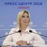 Захарова примерила «белый халат» и пообещала всех вылечить