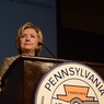 Хиллари Клинтон опережает на 2 миллиона голосов избранного президента США