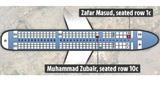 Стали известны «безопасные места», на которых сидели выжившие в авиакатастрофе в Пакистане