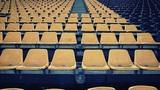 Трибуна с болельщиками обрушилась во время матча чемпионата Франции