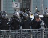 В Госдуму внесён проект о повышенных штрафах за неповиновение силовикам на митингах