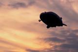 В интернете появилась видеозапись падения Airlander 10 на телеграфный столб