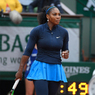 В женском финале Ролан Гаррос сыграют Серена Уильямс и Гарбинье Мугуруса