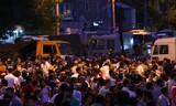 В Ереване задержано более сотни демонстрантов