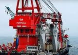 """США внесли строящее """"Северный поток - 2"""" судно """"Фортуна"""" в новый список санкций"""