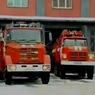 Пожар на строительном рынке Екатеринбурга потушен
