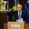 Блаттер переизбран на пост президента ФИФА