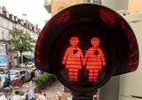 В Австрии демонтировали «гомосексуальные» светофоры, установленные к Евровидению