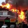 В Кизляре сгорели два торговых центра