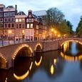 Лодки-беспилотники готовятся к выходу на каналы Амстердама