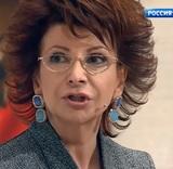 Как Роксане Бабаян, вдове Михаила Державина, удается в 71 год выглядеть на 45?