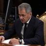 Задачи, поставленные президентом перед ВКС РФ в Сирии, выполнены - Шойгу