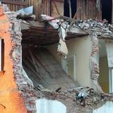 В Пензе частично обрушилась аварийная многоэтажка