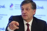 Глава делегации сборной РФ на Олимпиаде-2016 заявил, что не видел сорванных флагов