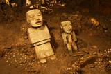 Пернатый змей древних майя покоится в озере ртути (ФОТО, ВИДЕО)