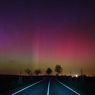 Астронавты МКС увидели алое небо (ФОТО, ВИДЕО)