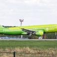 В Краснодаре самолет авиакомпании S7 при посадке зацепил хвостом землю