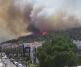 На турецких курортах началась эвакуация отелей из-за пожаров