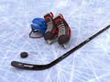Молодежная сборная России по хоккею вошла в тройку победителей