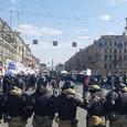 Беглов не стал извиняться за разгон первомая в Петербурге