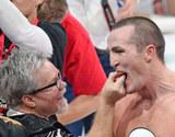 Денис Лебедев отправил соперника в нокаут уже во 2 раунде (ВИДЕО)