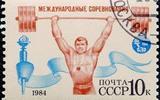 Российских тяжелоатлетов отстранили от международных соревнований