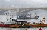 В Венгрии после столкновения прогулочных судов задержали капитана одного из них