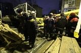 Жильцы поврежденной краном пятиэтажки в Екатеринбурге вернутся домой в понедельник