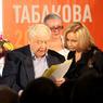 Олег Табаков отмечает юбилей
