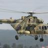 Вертолет приземлился на алтайской трассе и забрал человека (ВИДЕО)