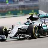 Формула-1: Третья практика Гран-при России осталась за Mercedes