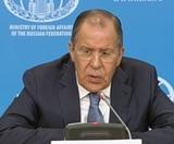 Лавров: США предупредили об авиаударе в Сирии за несколько минут до него