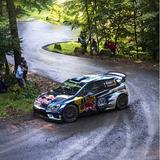 WRC: Страшная авария Лефевра и победа Ожье на ралли Германии