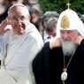 Патриарх Кирилл и Папа подписали декларацию о недопущении мировой войны