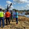 В Индонезии разбился вертолет с туристами