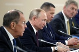Песков объяснил отказ Путина от участия в саммите АТЭС в Чили