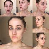 Блогерша показала, что будет с кожей, если не умываться полгода