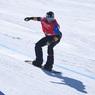 Российский сноубордист получил перелом ноги во время Олимпиады