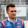 Российский гонщик Михаил Алешин установил рекорд скорости