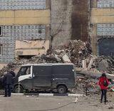 В интернете появились первые фото с места обрушения московской пятиэтажки