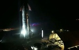 Илон Маск официально представил корабль для полетов на Марс Starship